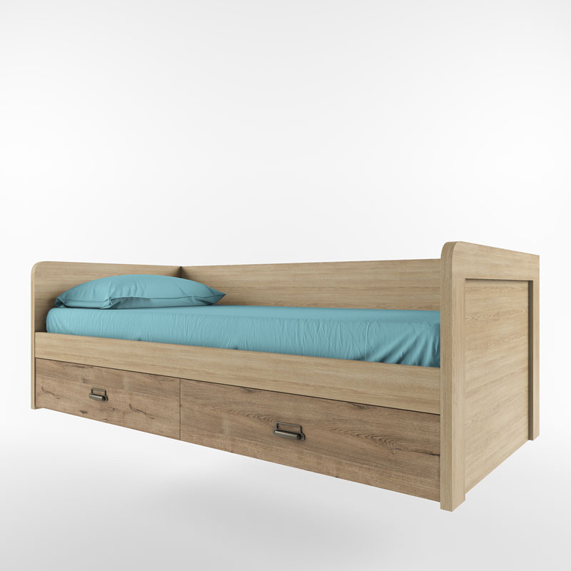 Кровать 90-2/D1