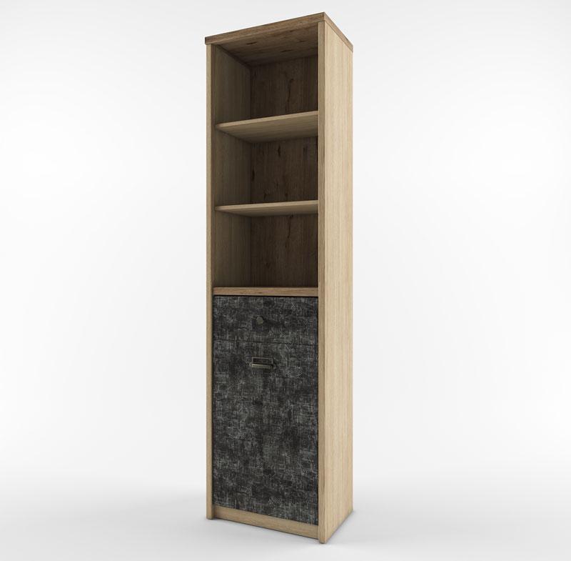 Шкаф открытый 1D1S/D3 истамбул