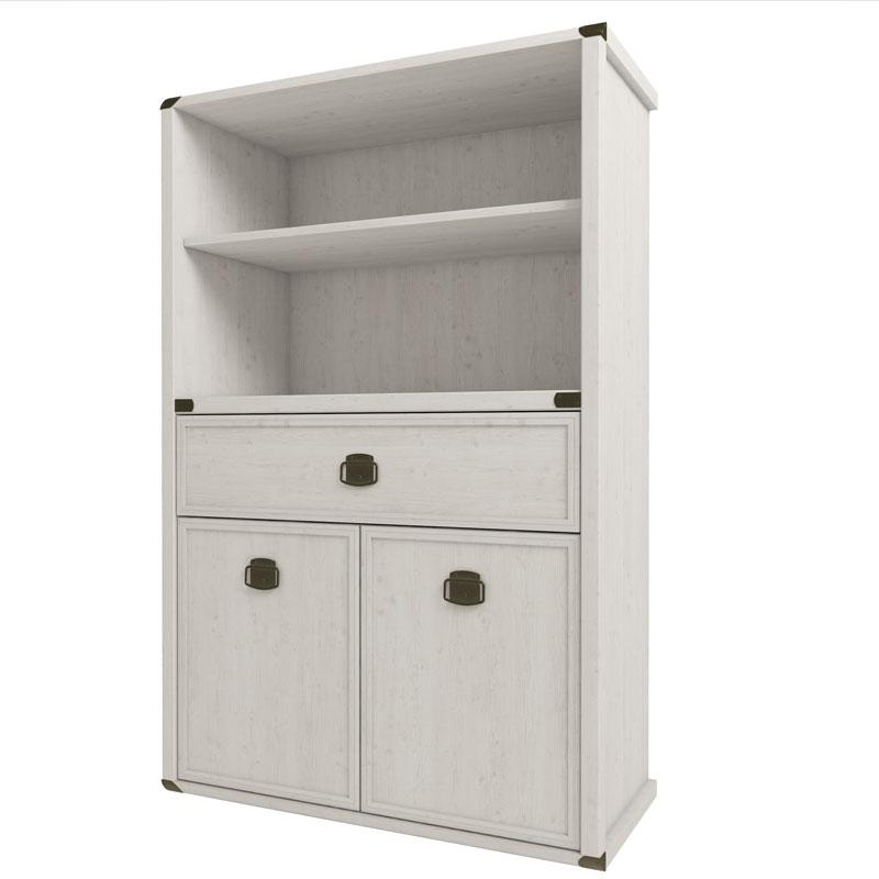 Шкаф открытый 2D1S
