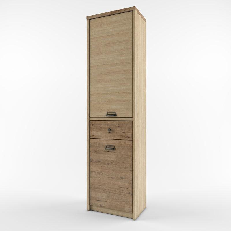 Шкаф 2D1S/D1 веллингтон