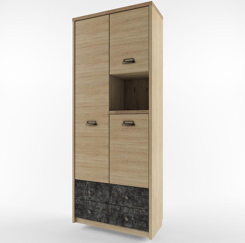 Шкаф 3D2SN/D3 истамбул