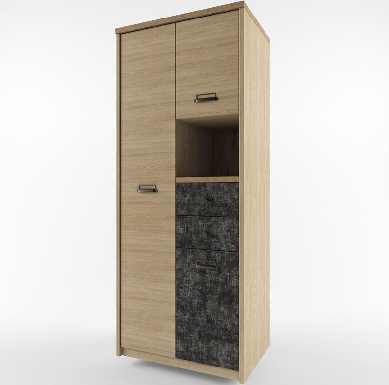 Шкаф 3DG2SN/D3 истамбул