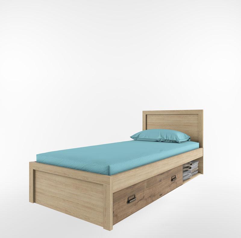 Кровать 90/D1 веллингтон