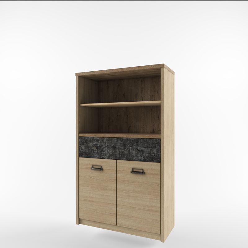 Шкаф 2D1S2NL/D3 истамбул